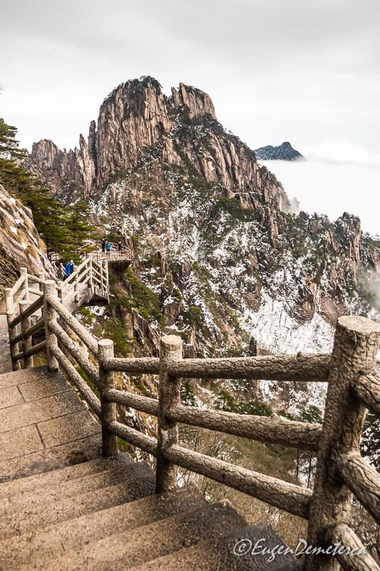 1200753 - Huangshan- munţii cu peisaje din altă lume