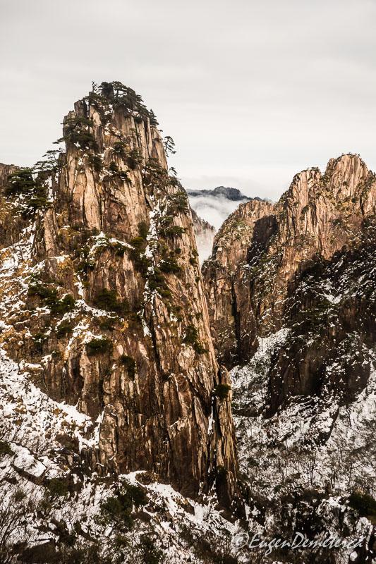 1200810 - Huangshan- munţii cu peisaje din altă lume