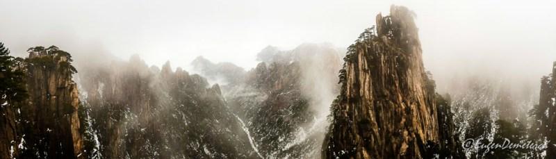 1200936 - Huangshan- munţii cu peisaje din altă lume