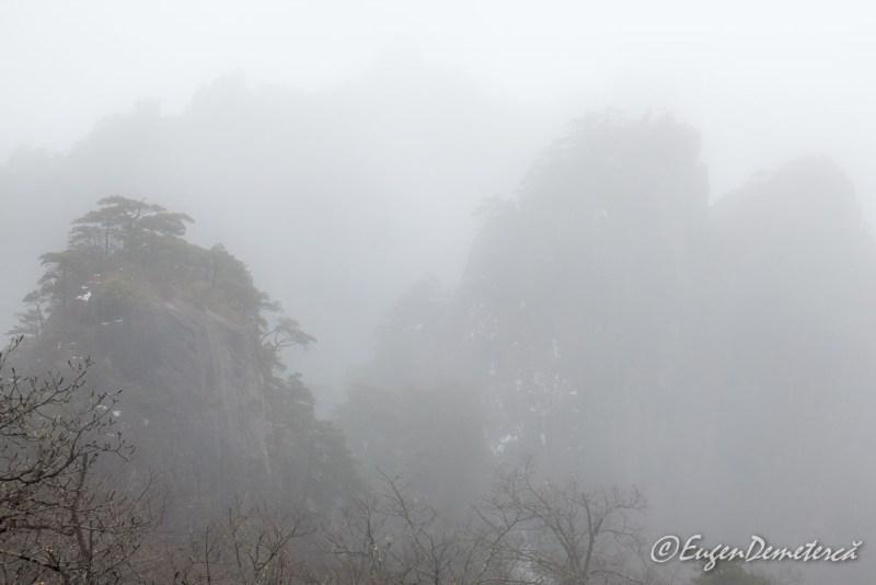 1210415 - Huangshan- munţii cu peisaje din altă lume