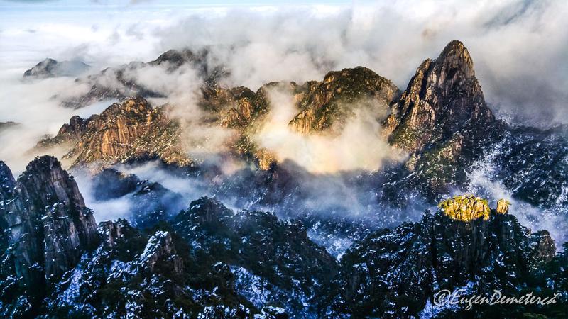 20190103 152124 - Huangshan- munţii cu peisaje din altă lume