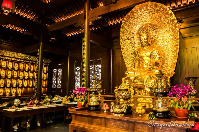 Shanghai - Templul lui Buddha de Jad 2