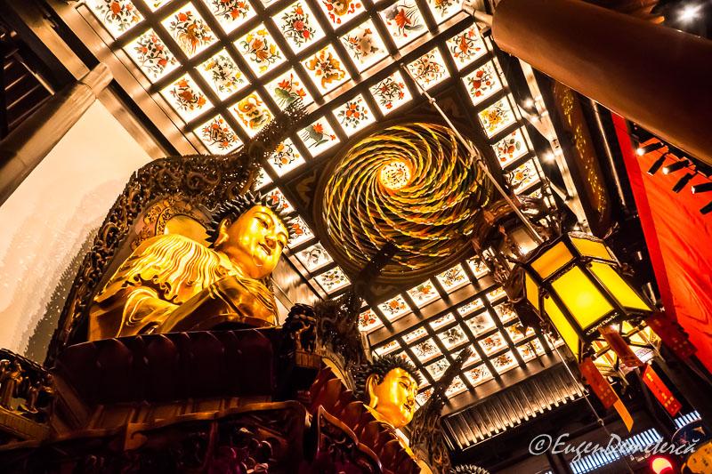 Shanghai - Templul lui Buddha de Jad 3