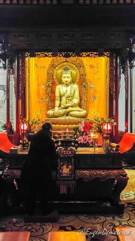 Shanghai - Buddha de Jad