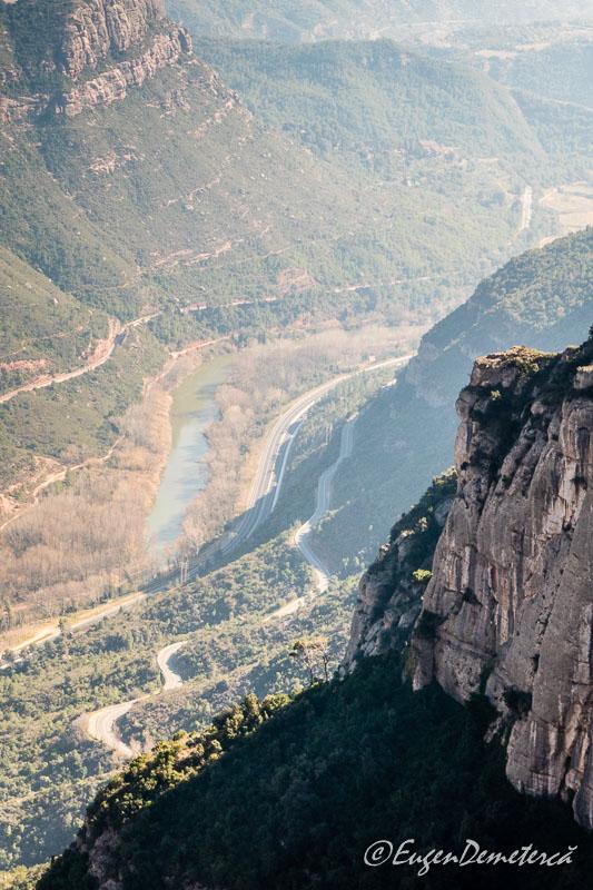 Montserrat - peisaj 2