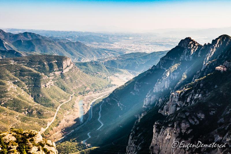Montserrat - peisaj