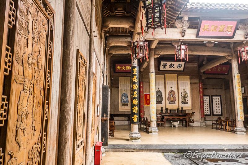 Interior casa Chengzhi