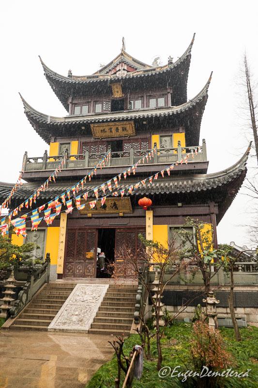 Templul Yuanjin din Zhujiajiao 2