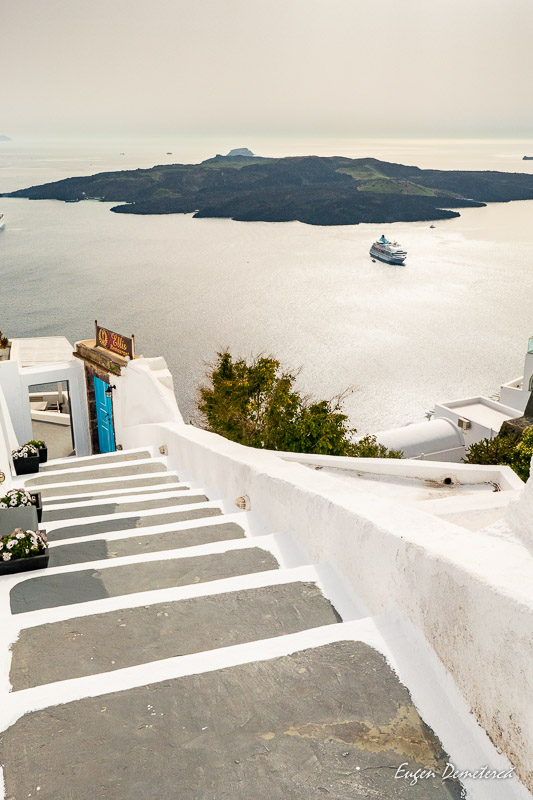 Trepte in Fira