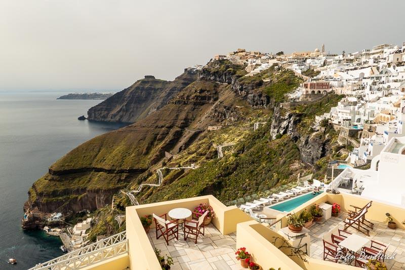 1000073 - Santorini, spectacolul Cicladelor
