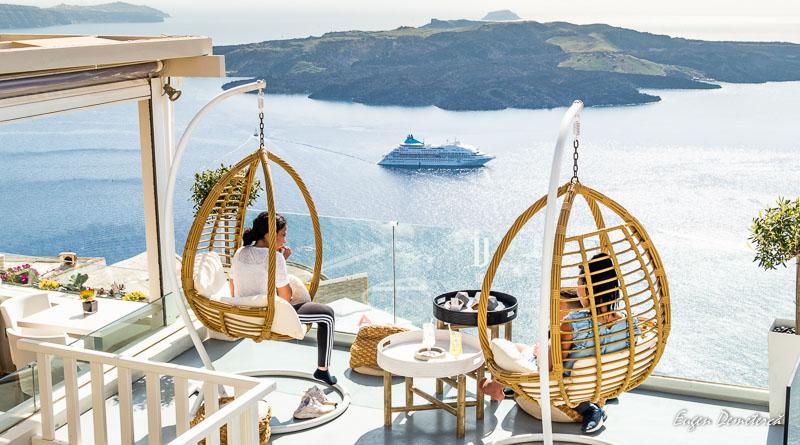 Coperta Santorini