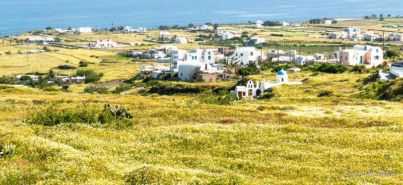 1000481 - Santorini, spectacolul Cicladelor