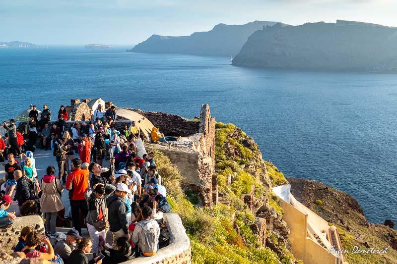 1011398 - Santorini, spectacolul Cicladelor