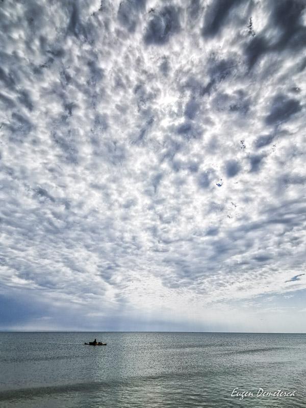 Nori cu caiac in Marea Neagra 3