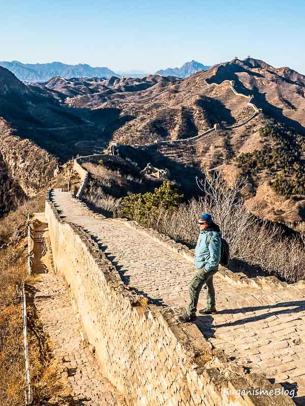 Singur pe Marele Zid