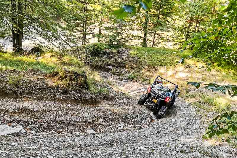 IMG 20190921 152420 - Adrenalină UTV în Munții Ciucaș