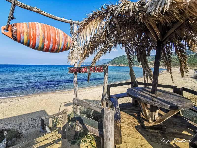 Plaja Mandraki Elias - Skiathos