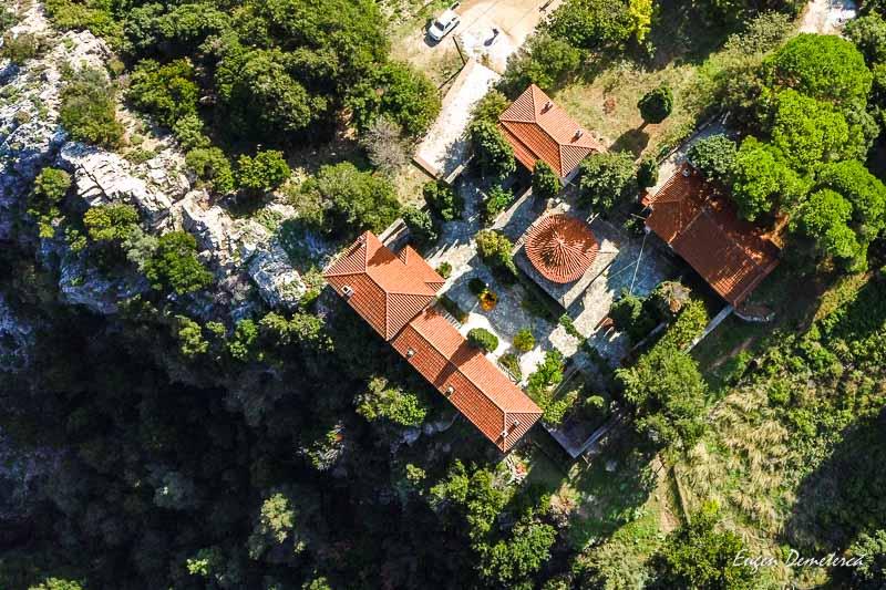 Mănăstirea Agios Charalambos 2