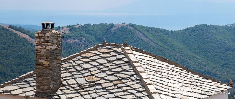 1070512 - Thassos - din turcoazul mării până în vârful munților
