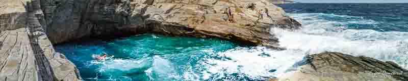 20170929 143441 Pano - Thassos - din turcoazul mării până în vârful munților