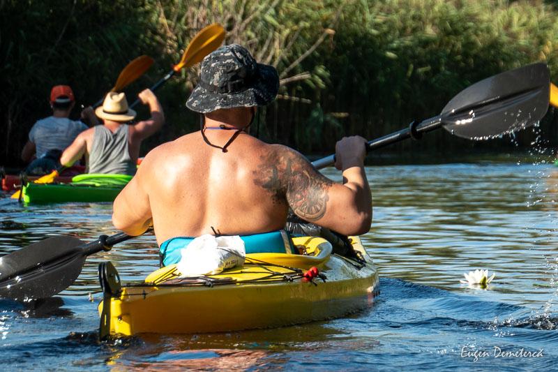 1034930 - Caiace cu tatuaje prin Delta Dunării