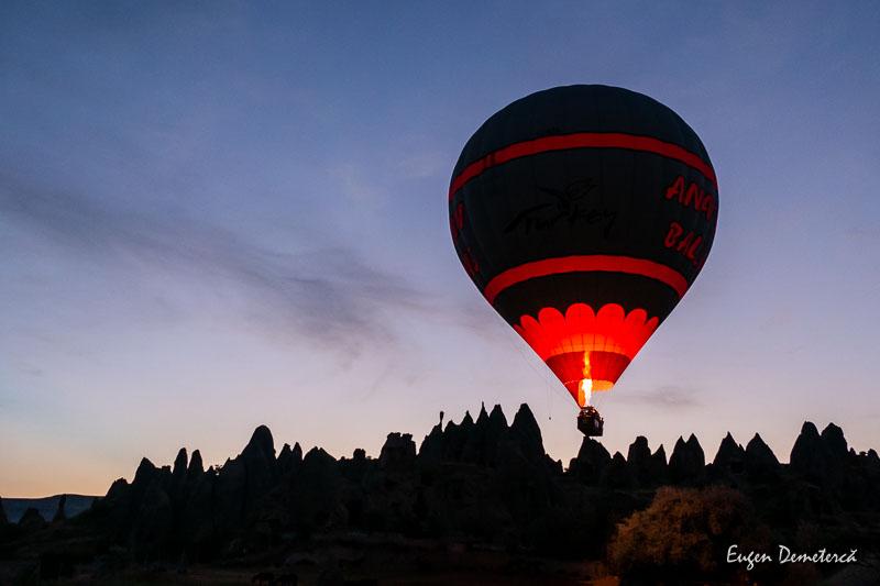 1030721 - Cappadocia: magia zborului cu balonul