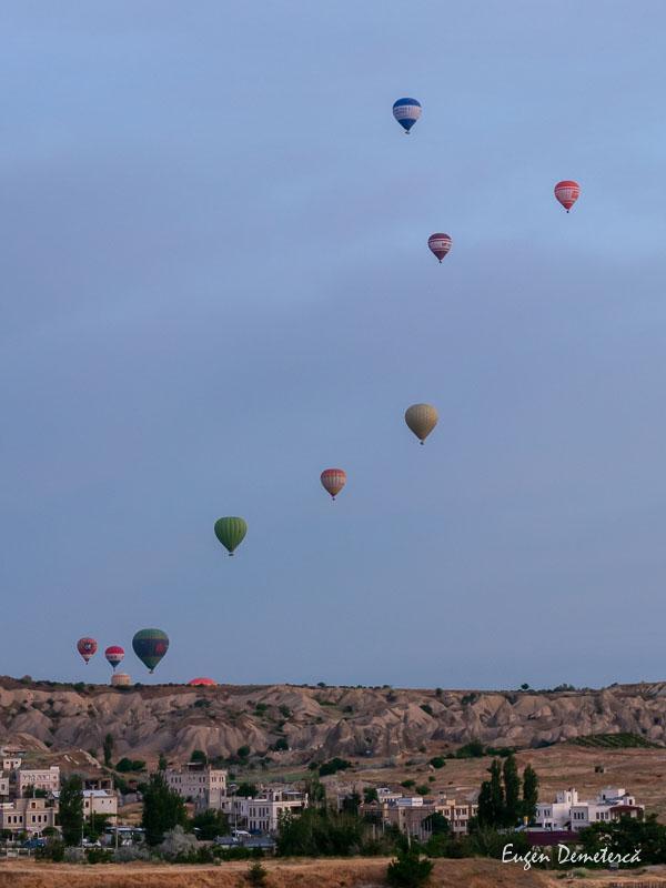 1030727 - Cappadocia: magia zborului cu balonul