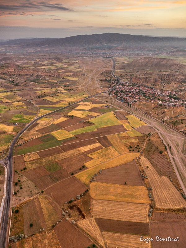 1030750 - Cappadocia: magia zborului cu balonul