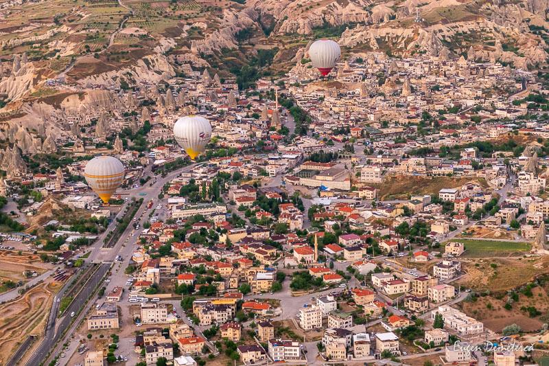 1030752 - Cappadocia: magia zborului cu balonul