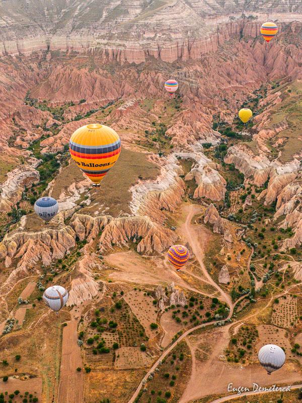 1030760 - Cappadocia: magia zborului cu balonul