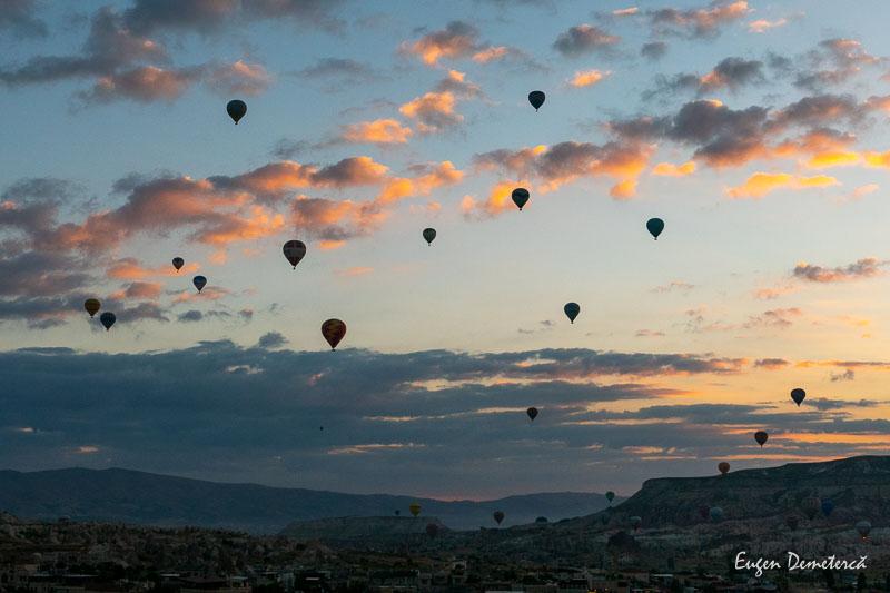 1040106 - Cappadocia: magia zborului cu balonul