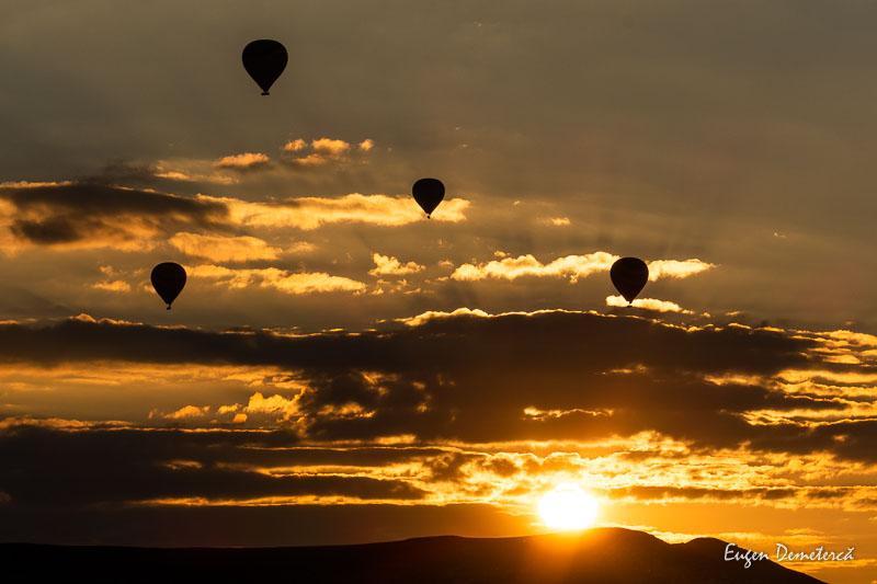 1040152 - Cappadocia: magia zborului cu balonul