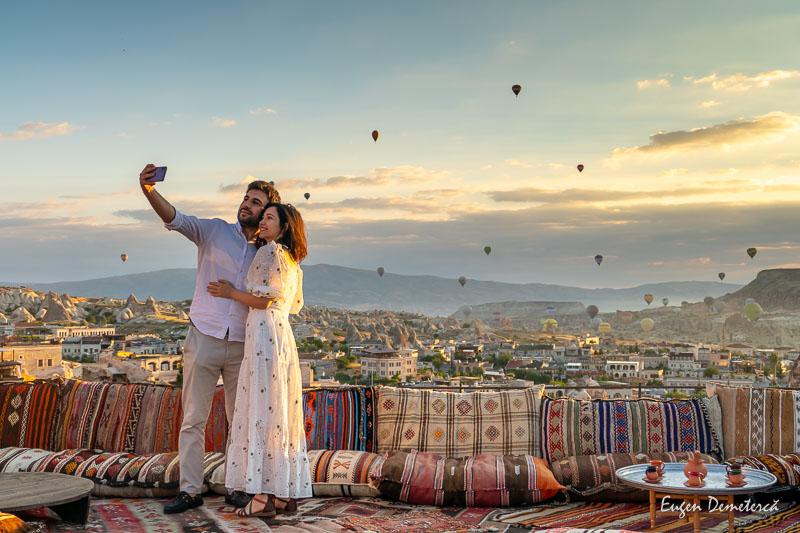1040183 - Cappadocia: magia zborului cu balonul
