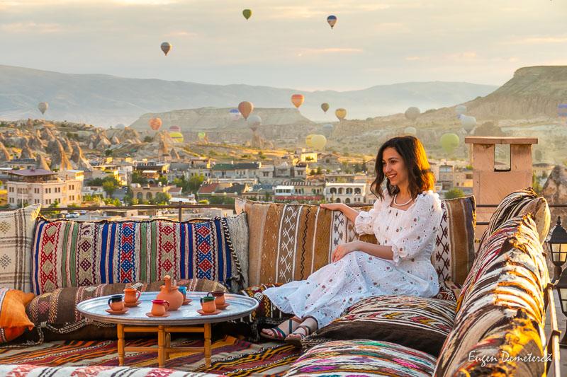 1040192 - Cappadocia: magia zborului cu balonul