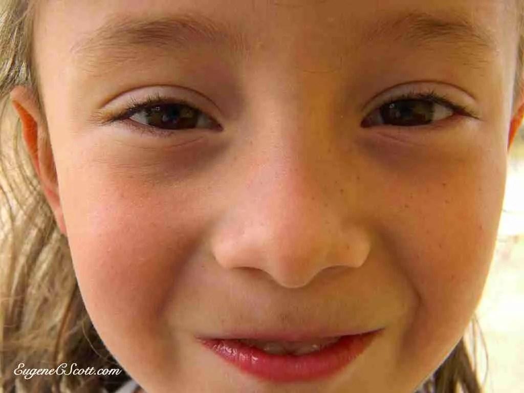 Child in Guatemala