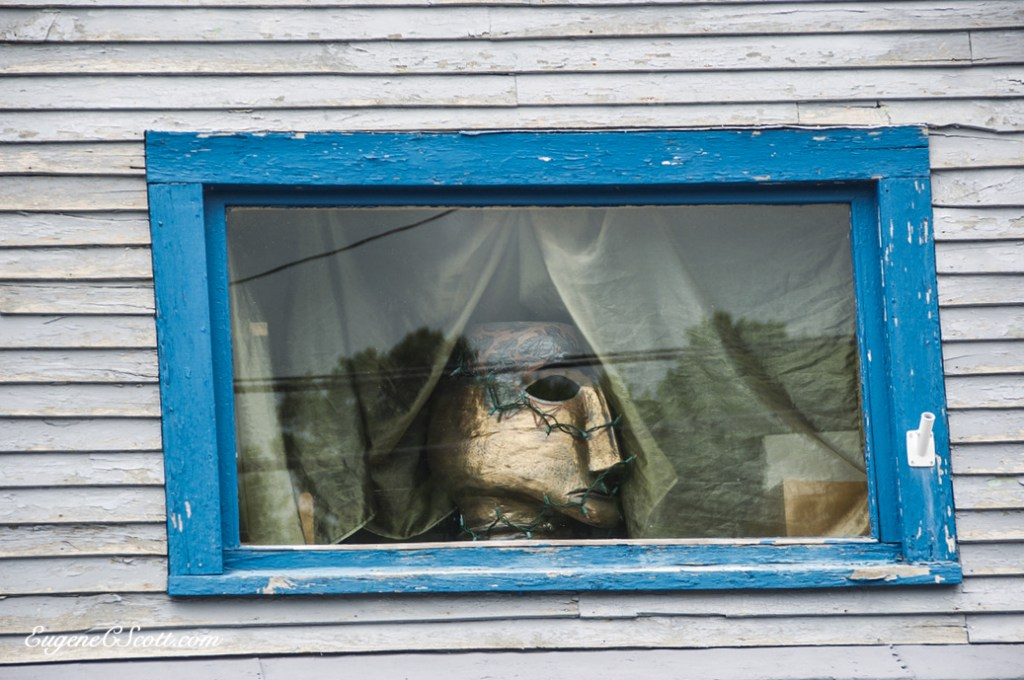 Art shop in Nova Scotia
