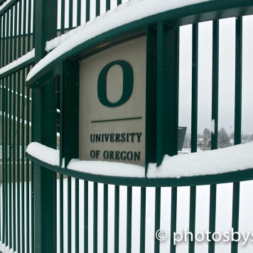 University of Oregon Gate