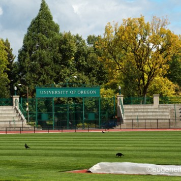 Eugene, Hayward Field, U of O