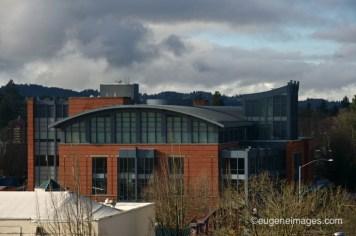 Eugene, Library