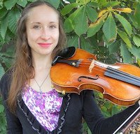 Meagan Ruvolo, Suzuki Violin Teacher