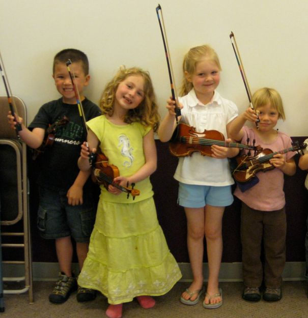 Eugene Suzuki Music Lessons: Suzuki Violin Lessons and Little Notes Baby Music Classes for Eugene, Springfield, and Lane County, Oregon