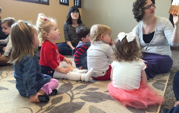Little Notes - Eugene Music Class for Babies and Toddlers 0-3
