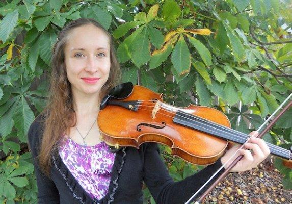 Suzuki Violin Teacher Meagan Ruvolo