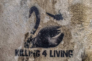 Killing for Living