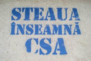 Steaua înseamnă CSA