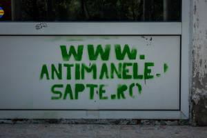 Stencil Antimanele