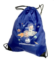 Bolsa con cordones