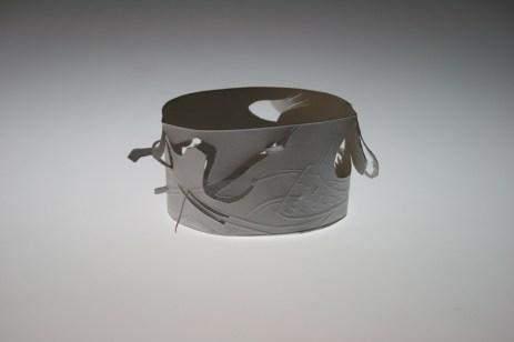 A ballet paper unit