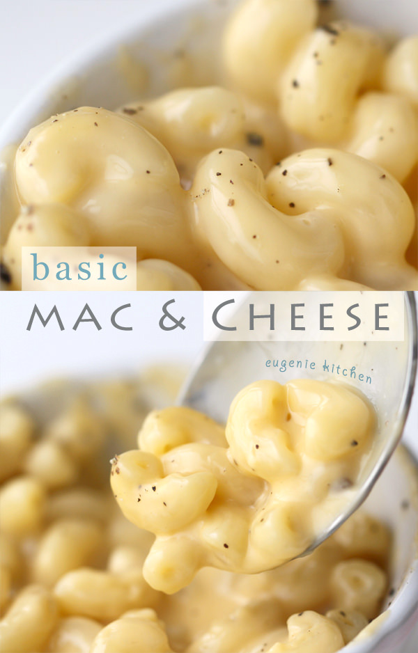 Easy Stove-top Mac And Cheese Recipe