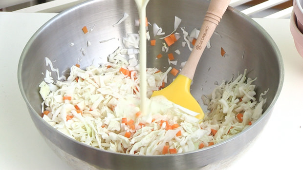 Homemade Coleslaw from Scratch Recipe